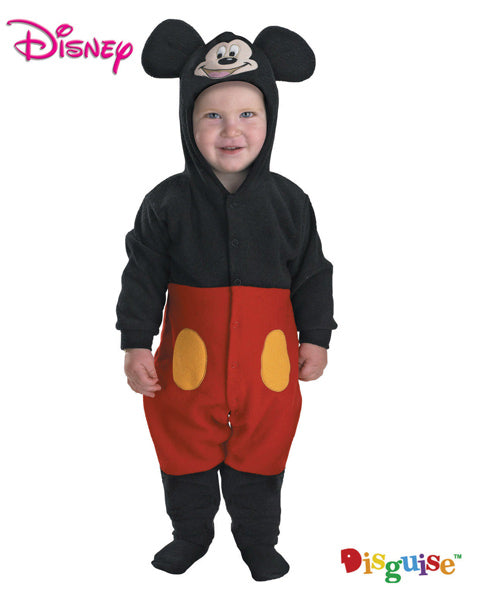 Fantasia Mickey Mouse - Disney 12 a 18 Meses