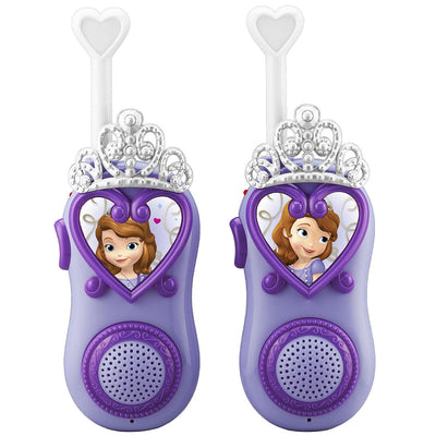Walkie Talkies - Princesinha Sofia - Disney