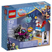 Tanque Lashina de LEGO Super Hero Girls