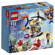 Helicóptero Bumblebee de LEGO Super Hero Girls