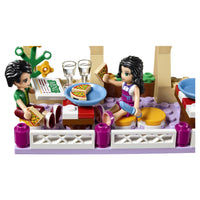 Pizzaria LEGO Friends Heartlake