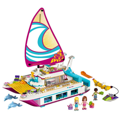 Catamarã LEGO Friends Sunshine