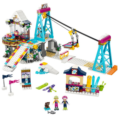 Teleférico LEGO Friends Snow Resort