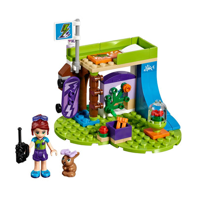 Quarto de LEGO Friends Mia