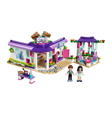 LEGO Friends Emma's Art Café