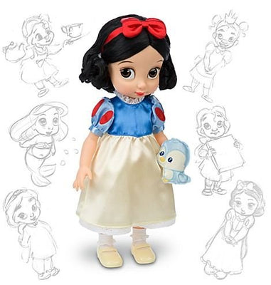 Princesas Animators - Branca de Neve - Disney