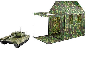 Play Tenda - Exercito