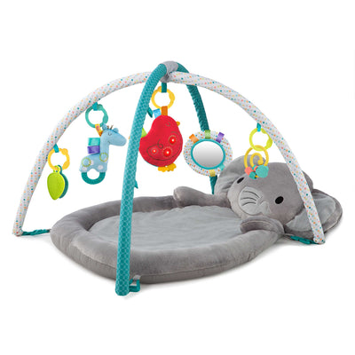 Ginasio - Enchanted Elephants Activity Gym - Começos brilhantes