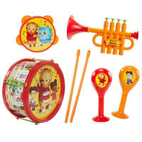 Kit Musical Daniel Tigre