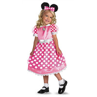 Fantasia Disney - Minnie Mouse - 2 a 3 Anos