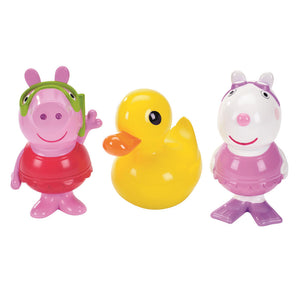 Peppa & Suzy - Hora do Banho - Fisher Price