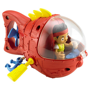 Submarino Pirata Jake - Fisher Price