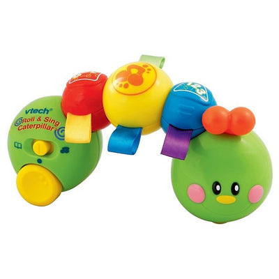 VTech® Roll & Sing Caterpillar