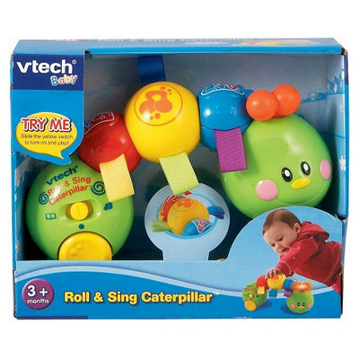 VTech® Roll & Sing Caterpilla