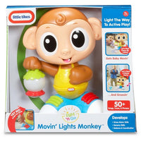 Little Tikes® Light 'n Go Movin' acende o macaco