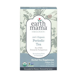 Earth Mama Organic Periodic Tea - 16 tea bags / box