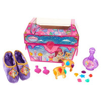 Shimmer and Shine Dress Up Conjunto Tronco