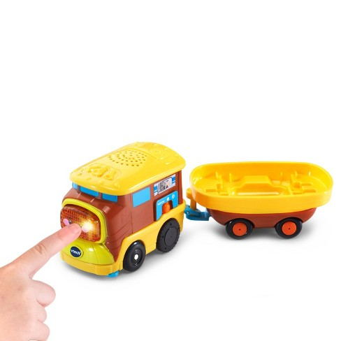 VTech® Go! Go! Smart Wheels Treasure Mountain Train Adventure