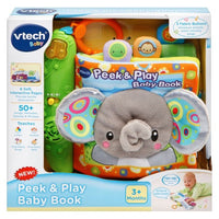 VTech Peek & Play Baby Book