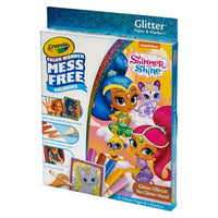 Crayola® Color Wonder Box - Brilho e Brilho