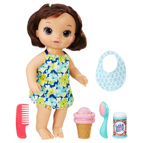 Baby Alive Magical Scoops Baby - Morena