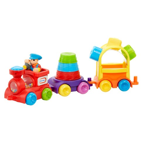 Little Tikes® 3-em-1 Sort & Stack Train