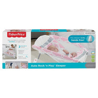 Fisher-Price Auto Rock 'n Reproduzir Dorminhoco