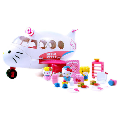 Playset Avião da Hello Kitty - Jada Toys