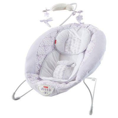 Bouncer de luxo de conto de fadas Fisher-Price