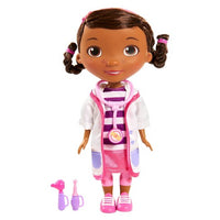 Doc McStuffins Toy Hospital Doc Boneca