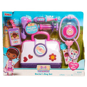 Saco do hospital de Doc McStuffins