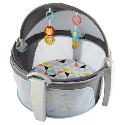 Fisher-Price On-the-Go Baby Dome - moinho de vento