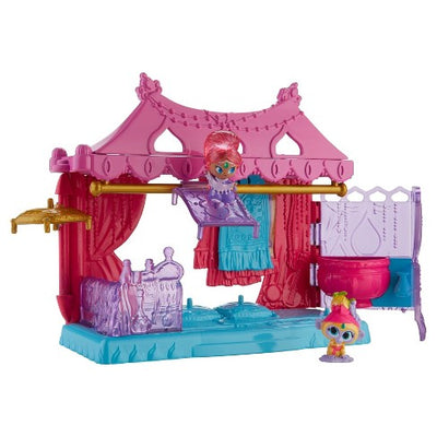 Fisher-Price Shimmer e Shine Teenie Genies Magic Tapete Shop Playset