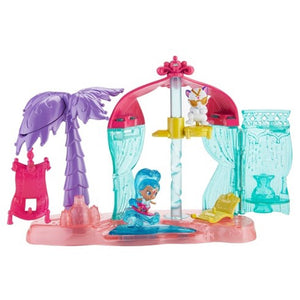 Fisher-Price Shimmer e Brinque Genies Teenie Genie Beach Playset