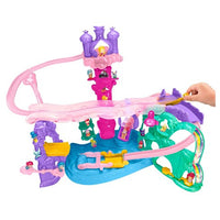 Fisher-Price Shimmer e Shine Teenie Genies Magic Carpet Aventura Playset