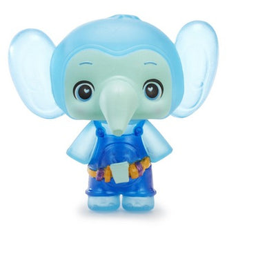 Little Tikes® Squeezoos Single Pequeno Personagem - Elefante (Tuf-Tuf Tusks)