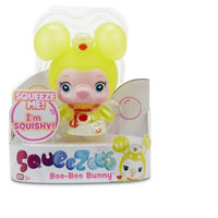 Little Tikes® Squeezoos Single Pequeno Personagem - Coelho (Boo-Boo Bunny)