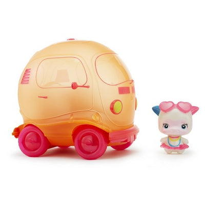 Little Tikes® Squeezoos Bubble Bus - (with Cow- Miss Moo-Moo)