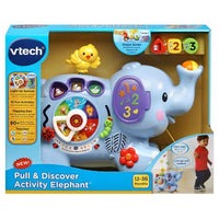 Pull & Discover Activity Elephant?