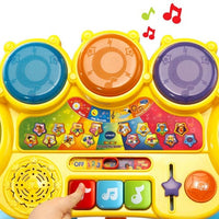 VTech® Zoo Jamz Stompin 'Fun Drums