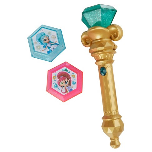 Shimmer Fisher-Price e Shine Genie Gem Scepter