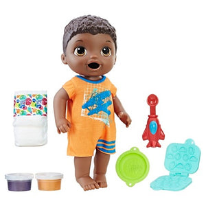 Baby Alive Super Lanches Snackin 'Luke