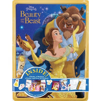 Disney Princess Beauty e a Lata do Colecionador de Feras (Paperback)