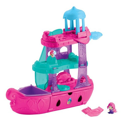 Fisher-Price Shimmer e Shine Teenie Genies Genie Gem Cruiser