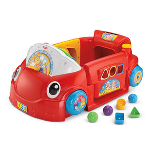 NOVO! Aprendendo com o Carro Inteligente - Fisher Price