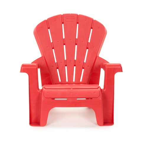 Little Tikes Garden Chair - Red
