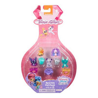 Brilhantes Fisher-Price Shine e Teenie Genies Sparkle Pet Pack