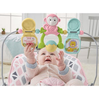 Bouncer de bebê Fisher-Price - Diamond Blush