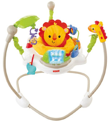 jumperoo Animais da Floresta - Fisher Price