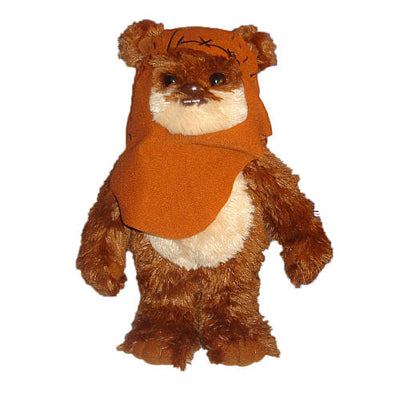 Wicket Ewok Falante - Star Wars